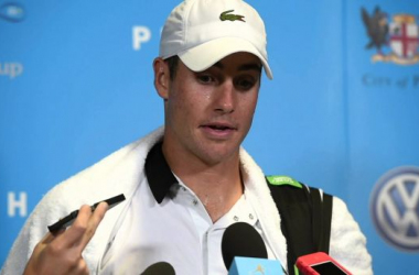 American Tennis Pros John Isner and Steve Johnson Sound Off On Donald Trump and Presidential Race