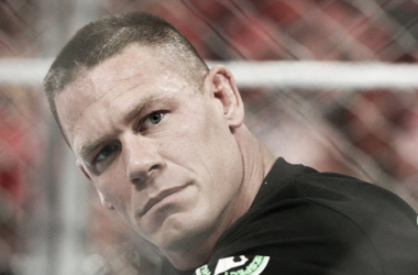 John Cena's merchandise drop could spark a much anticipated heel turn (image: BleacherReport)