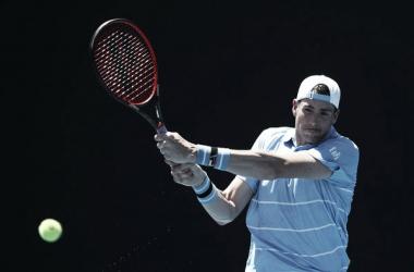 John Isner sella su pase a las semifinales en Delray Beach