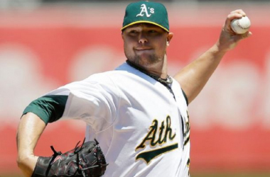 Oakland A's Weekly Preview – Week 26