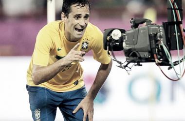 Jonas regressa à seleção do Brasil, 4 anos depois // Foto: Reuters