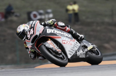 Folger takes the win at Brno in Moto2 | Photo: Facebook Intact GP