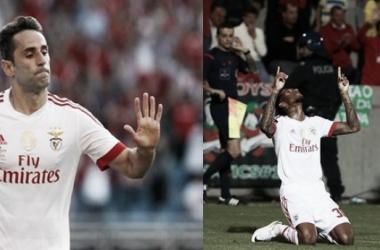 Fotos: SL Benfica/SL Benfica Facebook