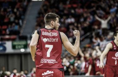 Jonathan Barreiro, en el punto de mira del Baskonia y del Valencia Basket