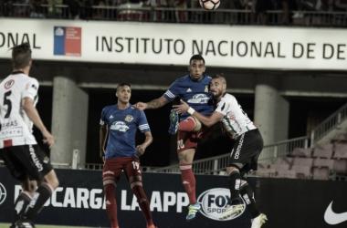 Jonathan Herrera marcó en Chile | Foto Atlético Venezuela