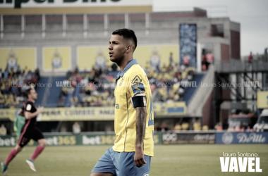 Jonathan Viera Ramos, Estadio Gran Canaria - Foto vía: Laura Santana | VAVEL