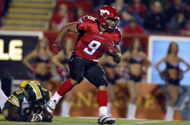 CFL MVP Jon Cornish leads the Stampeders into a Grey Cup rematch in Week 1 - The Canadian Press/Jeff McIntosh