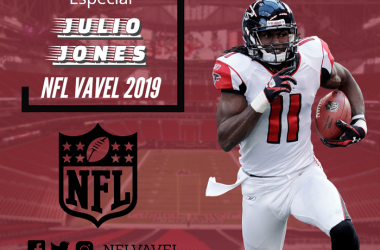 Guía NFL VAVEL 2019: Julio Jones