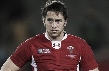 Ryan Jones was part of the Wales squad that finished fourth at the last Rugby World Cup (image via the telegraph)