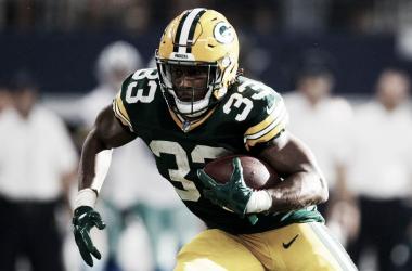 Aaron Jones // Foto: NFL