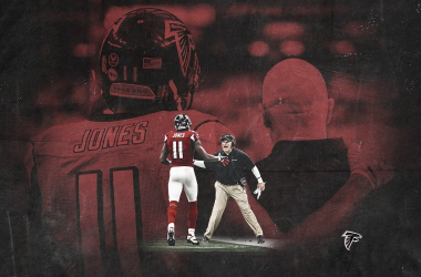 Julio Jones // Foto: Atlanta Falcons