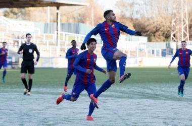 Jordi Mboula sentencia y el Barça sigue dando miedo en Europa