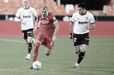 Previa Sevilla - Valencia: Un partido con objetivos dispares