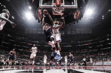 Los Clippers descartan a los Wizards para Playoffs