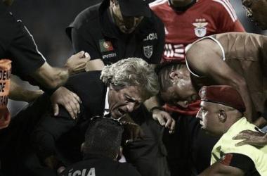 Jorge Jesús es acusado por la justicia portuguesa