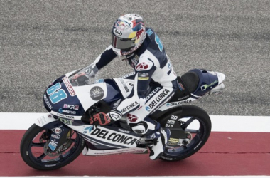 Moto3 - Pole record per Martin a Valencia, male gli italiani