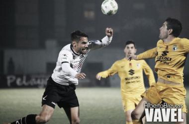 Jorge y Carlos Ramos causan baja en el Burgos CF. | Foto: Alberto Brevers (VAVEL.com).