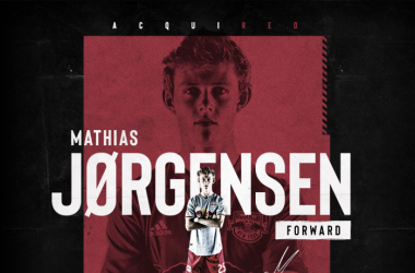 El danés Jørgensen ficha por NY Red Bulls