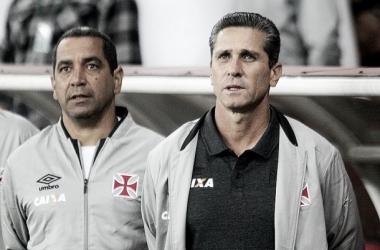"""Após goleada, Jorginho pede desculpas à torcida do Vasco: """"Nos sentimos envergonhados"""""""