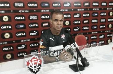 Apesar de derrota para o Cruzeiro, Jorginho acredita em evolução do Vitória