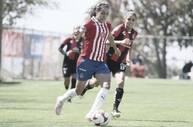 Foto: Chivas Femenil