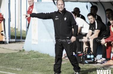 Jose Alberto dando instrucciones durante un partido. // Foto: Onely Vega-VAVEL.