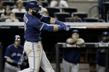 Jose Bautista Lifts Toronto Blue Jays Over New York Yankees In Extra Innings