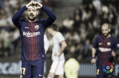 José Arnáiz, el gol que necesita el Leganés