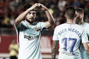 El Getafe vuelve a interesarse por Arnáiz. | Foto: FC Barcelona