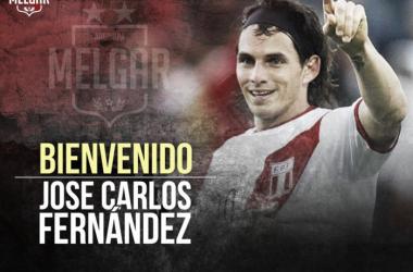 Fernández retorna a Melgar después de 10 años. Foto: Facebook, FBC Melgar