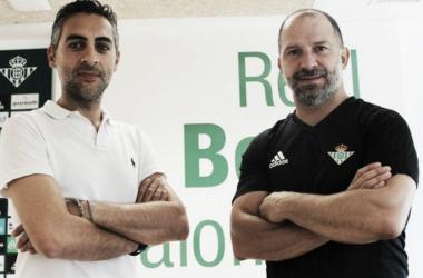 José Manuel Álvarez Casado, nuevo jefe de servicios del Real Betis | Foto: Real Betis
