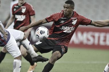 Foto:José Tramontin/Athletico-PR