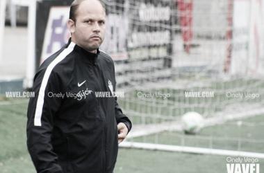 """José Alberto López: """"Es una victoria del equipo, un auténtico partidazo de todos"""""""