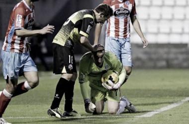 Lugo - Sabadell: puntuaciones del Lugo, jornada 11