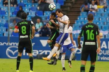Zaragoza - Granada CF: puntuaciones Granada, jornada 2 de Segunda División