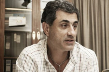 """""""Pepe"""" Mansur, el presidente del Expreso. FOTO: Archivo."""