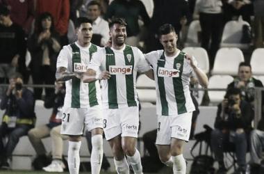 Córdoba CF - Sevilla Atlético: puntuaciones del Córdoba CF, jornada 36 de Laliga 1 2 3