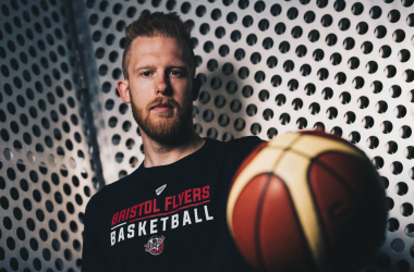 Bristol Flyers secure Josh Wilcher for the next two years