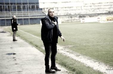 Yosu Uribe durante un partido. Foto: Vavel