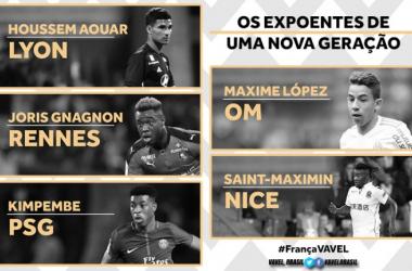 Conheça dez jovens talentos que podem despontar no Campeonato Francês