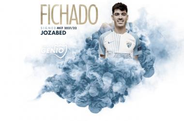 Jozabed / Foto: Málaga CF.