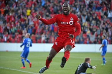 Toronto FC's Jozy Altidore to miss 4-5 weeks with strained hamstring / Dan Hamilton - USA TODAY Sports