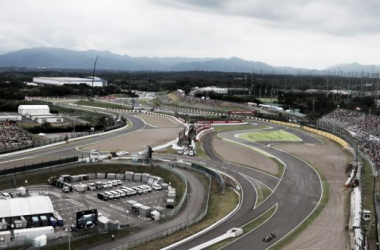 Japanese Grand Prix: As it happened - Hamilton wins race lacking any real excitement