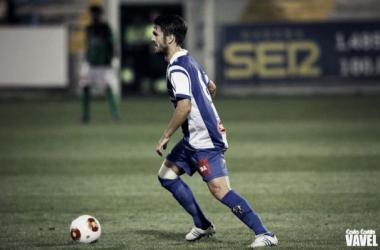 CD Alcoyano 1-0 AE Prat: Javi Rubio, de penalti, deja los 3 puntos en casa