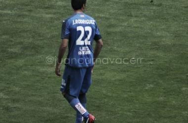 Getafe CF 2014/15: Juan Rodríguez