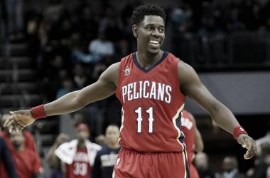 Jrue Holiday, cuarto jugador de Pelicans en hacer un triple-doble esta temporada