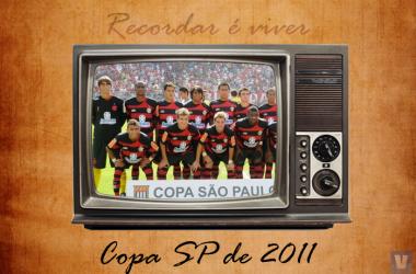 Em 2011, Flamengo conquistou bicampeonato da Copinha com triunfo sobre Bahia