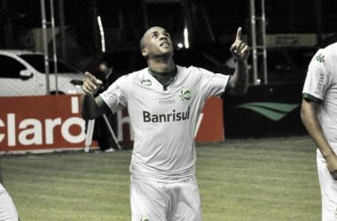 Juventude venceu mais uma e lidera o campeonato de forma isolada (Foto: Divulgação / Juventude)