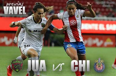Previa FC Juárez Femenil vs Chivas Femenil: por los primeros tres puntos del torneo