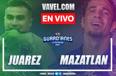 Gol y resumen: FC Juárez 1-0 Mazatlán FC en Liga MX Guard1anes 2021